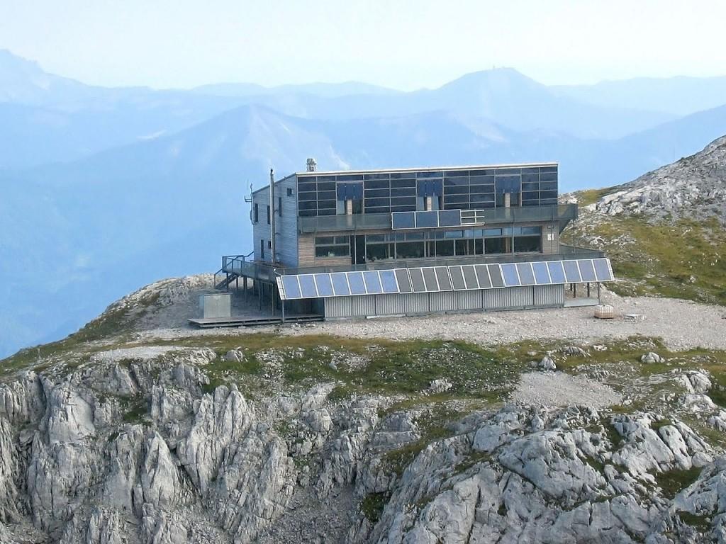 Schiestlhaus am Hochschwab (2156 m)