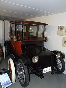 EV-Opera-Car, Modell 68/17 B, Detroit Electric, Michigan (USA), Baujahr 1909